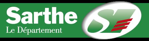Logo du département de la Sarthe