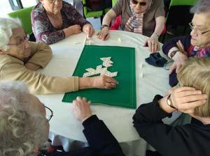 Activité Jeux de société à La Floraissance