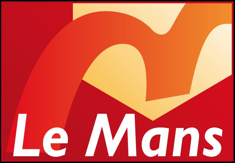 Logo de la ville du Mans